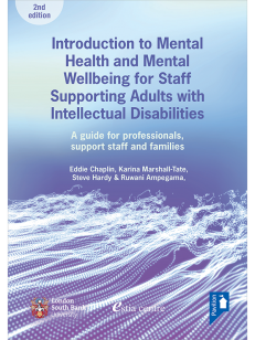 Cover for Introduction to Mental Health and Mental Wellbeing for Staff Supporting Adults with Intellectual Disabilities