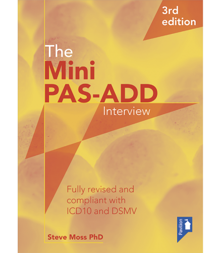Cover: The Mini PAS-ADD Interview Handbook 3rd Edition