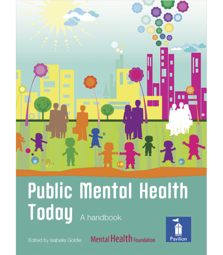 Cover of the book Public Mental Health Today - A handbook