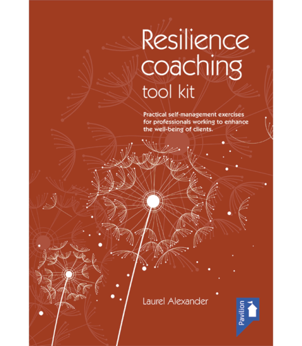 Cover of the book - Resilicence Coaching Toolkit - Practical self-management exercises for professionals working to enhance the well-being of clients