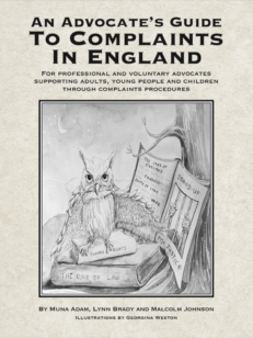 Cover of the book - An Advocate's Guide To Complaints In England