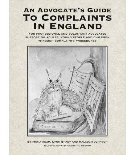 Cover of An Advocates Guide to Complaints