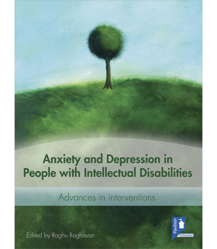 Cover of the book - Anxiety and Depression in People with Intellectual Disabilities - Advantages in investigations