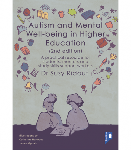 Cover of the book - Autism and Mental Well Being in Higher Education