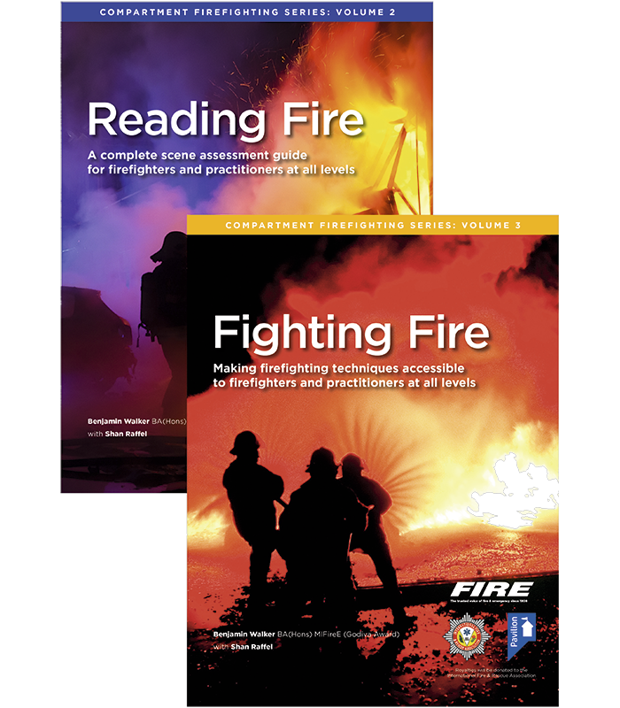 BUNDLE: Reading Fire and Fighting Fire