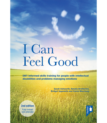 Cover of the book - I Can Feel Good (2nd edition) - DBT-informed skills training for people with intellectual disabilities and problems managing emotions
