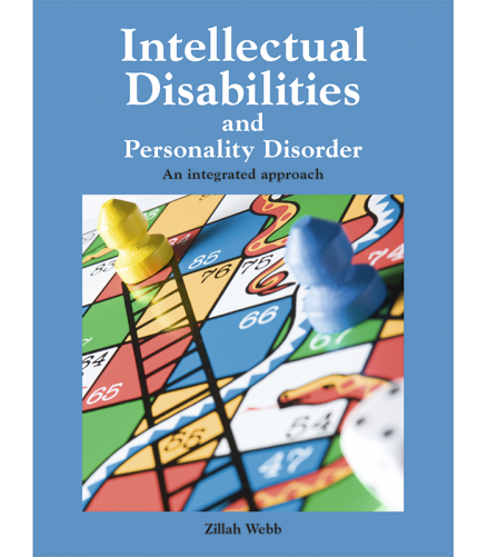 Cover of the book - Intellectual Disabilities and Personality Disorder - An integrated approach