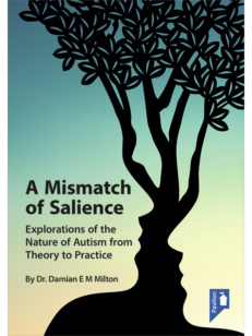 Cover of the book - A Mismatch of Salience - Explorations of the Nature of Autism from Theory to Practice