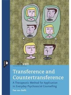 Cover of the book - Transference and Countertransference - A Therapeutic Method for Application in Everyday Psychosocial Counselling