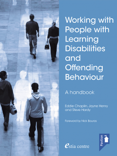 Cover of the book - Working with People with Learning Disabilities and Offending Behaviour Handbook - A handbook