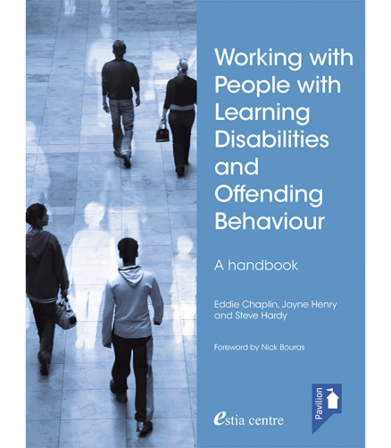 Cover: Working with People with Learning Disabilities and Offending Behaviour Handbook