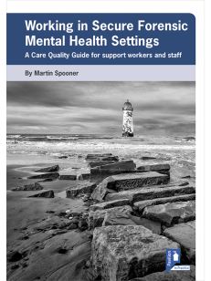 Cover of the book Working in Secure Forensic Mental Health Settings
