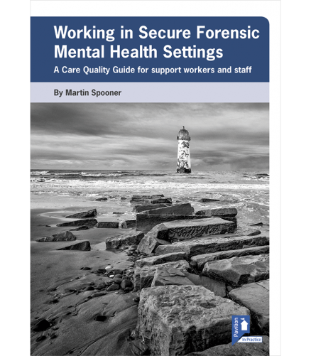 Cover of the book - Working in Secure Forensic Mental Health Settings