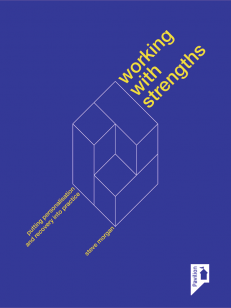 Cover of the book - Working with Strengths - putting personalisation and recovery into practice