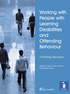 Cover of the book - Working with People with Learning Disabilities and Offending Behaviour A Training Resource