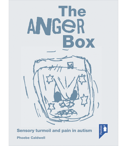 Cover of the book - The Anger Box - Sensory turmoil and pain in autism