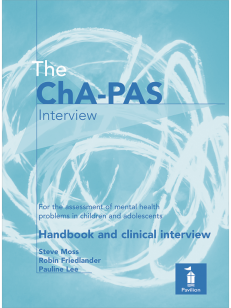 Cover of the book - The ChA-PAS Interview - Handbook and clinical interview