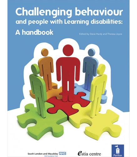 Cover: Challenging Behaviour and People with Intellectual Disabilities