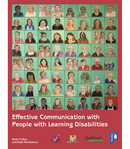 Cover of the book - Effective Communication with People with Learning Disabilities