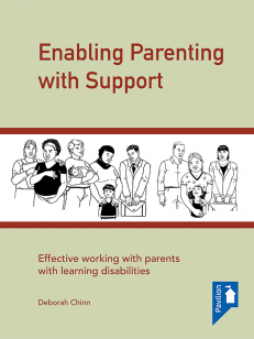 Cover of the book - Enabling Parenting with Support - Effective working with parents with learning disabilities
