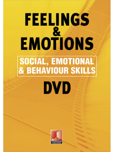 Cover of the book - Feelings and Emotions - Social, Emotional and Behaviour Skills