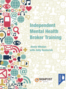 Cover: Independent Mental Health Broker Training