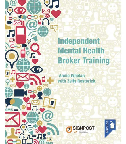 Cover of the book - Independent Mental Health Broker Training