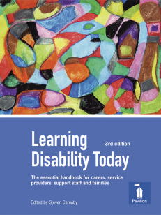 Cover of the book - Learning Disability Today 3rd (Edition) - The essential handbook for carers, service providers, support staff and families