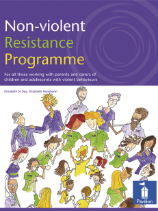 Cover of the book - Non-violent Resistance Programme - For all those working with parents and carers of children