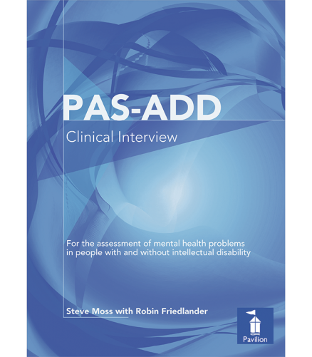 Cover of the book - PAS-ADD Clinical Interview
