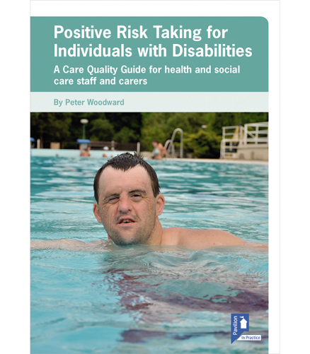 Cover: Positive Risk Taking for Individuals with Disabilities