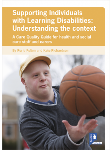 Supporting Individuals with Learning Disabilities: Understanding the context