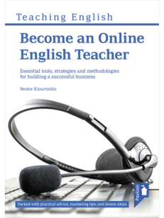 Cover: Become an Online English Teacher