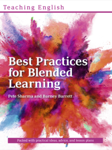 Cover of the book Teaching English Best Practices for Blended Learning