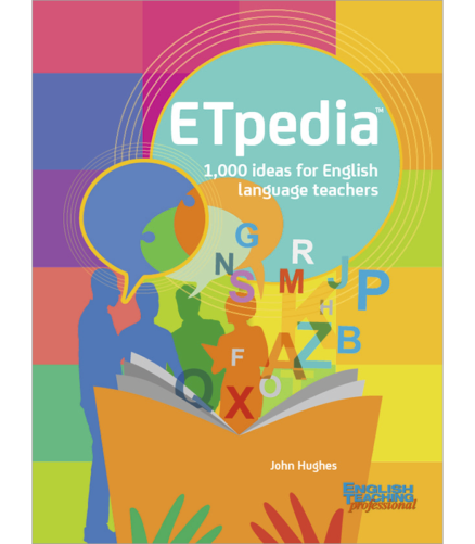 Cover of the book - ETpedia - 1,000 ideas for English language teachers