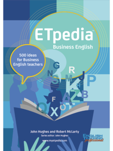 Cover of the book - ETpedia Business English - 500 ideas for Business English teachers