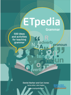 Cover of the book ETpedia Grammar - 500 ideas and activities for teaching grammar