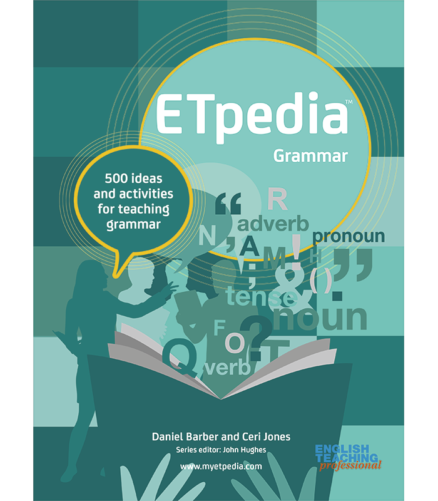 Cover of the book - ETpedia Grammar - 500 ideas and activities for teaching grammar