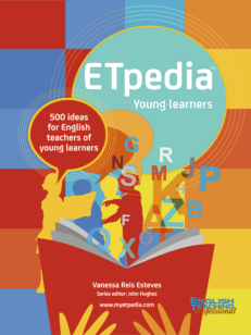 Cover of the book - ETpedia Young Learners - 500 ideas for English teachers of young learners