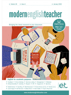 Cover of the book - Modern English Teacher