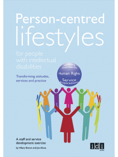 Cover of the book Person-centred Lifestyles for People with Intellectual Disabilities