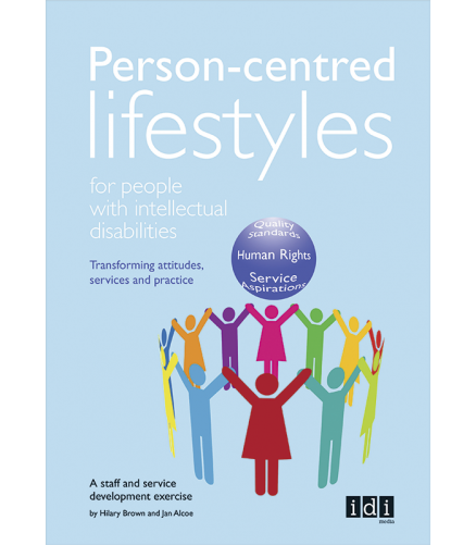 Cover of the book - Person-centred Lifestyles for People with Intellectual Disabilities