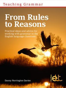 Cover of the book - Teaching Grammar Rules to Reasons