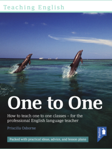 Cover: Teaching English One to One