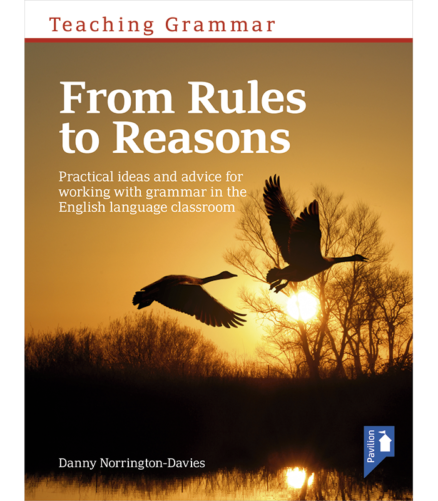Cover: Teaching Grammar: From Rules to Reasons