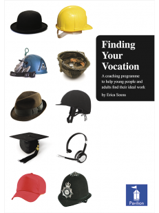 Cover of the book - Finding Your Vocation - A coaching programme to help young people and adults find their ideal work