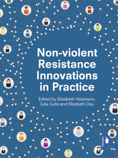 Cover of the book - Non-violent Resistance Innovations in Practice
