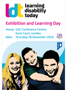 Event - Learning Disability Today London 2019
