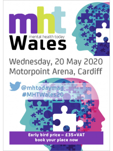 Mental Health Today Wales 2020 Motorpoint Arena, Cardiff - IMG
