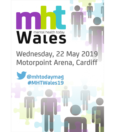 Banner for Mental Health Today Wales 2019